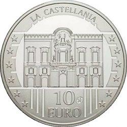 10 евро, Мальта (Кастеллания)