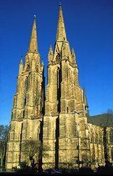 Церковь Св. Елизаветы в Марбурге