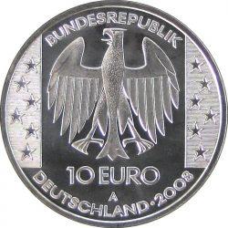 10 евро, Германия (Диск из Небры)