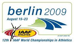 Логотип Чемпионат мира по лёгкой атлетике 2009
