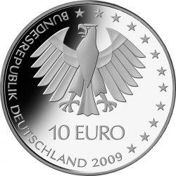 10 евро, Германия (Чемпионат мира по легкой атлетике в Берлине)