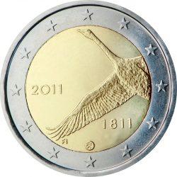 2 евро, Финляндия (200-летие Банка Финляндии)