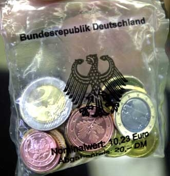 Стартовый набор евро, Германия