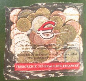 Стартовый набор евро, Монако