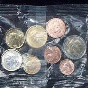 Стартовый набор евро, Ватикан